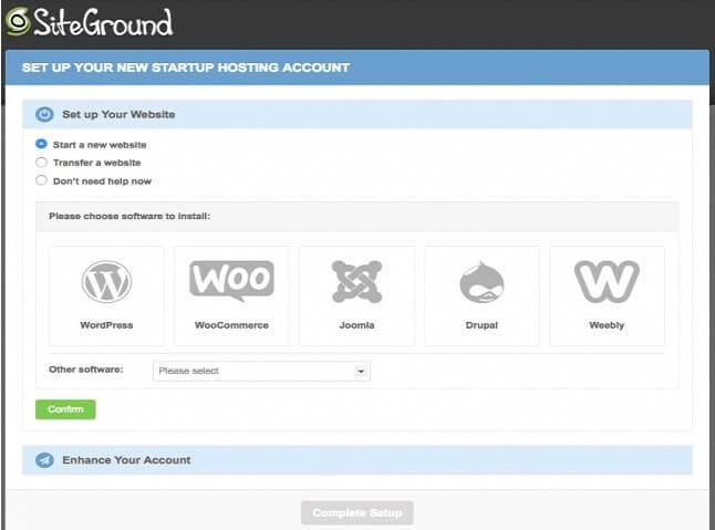 Siteground Free Website Migration