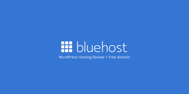 Bluehost WordPress Review 2020