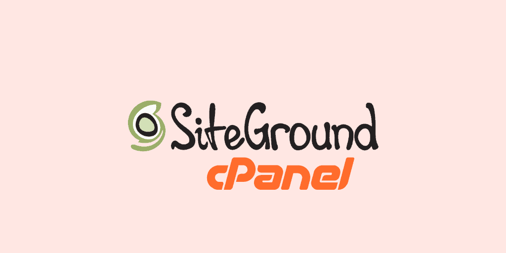 SiteGround cPanel Guide