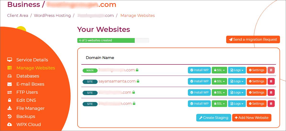 WPX Free SSL