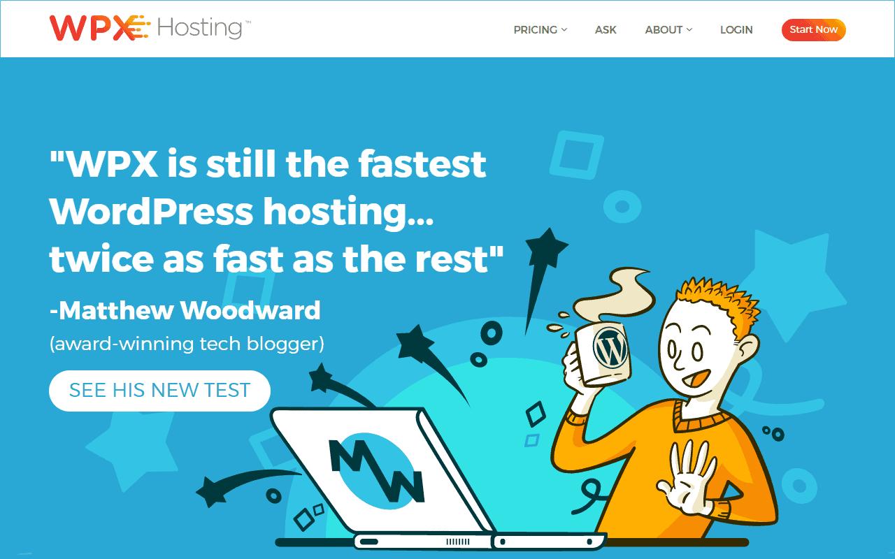 WPX hosting