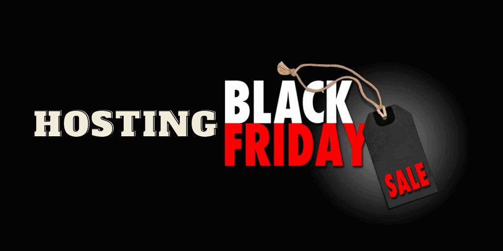 Hosting Black Friday