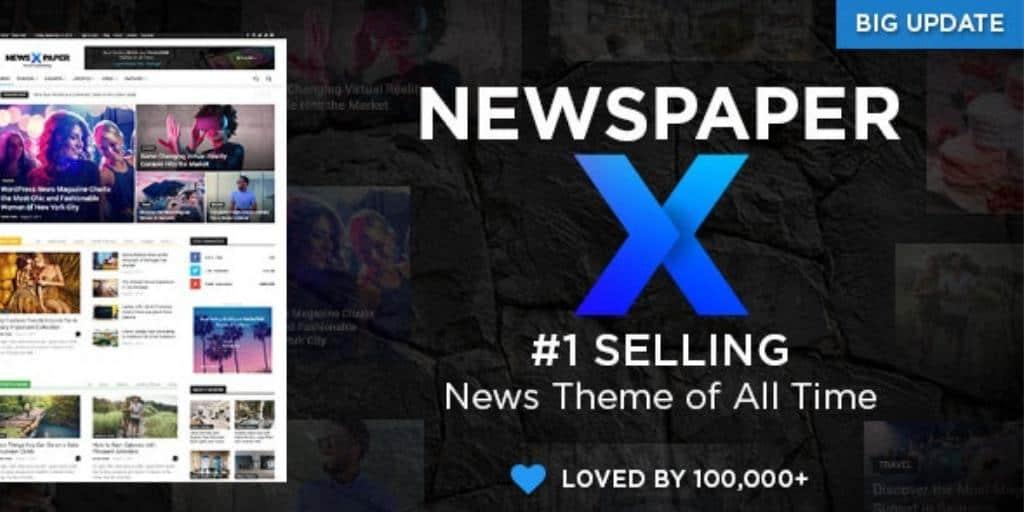Newspaper WordPress theme Black Friday deal