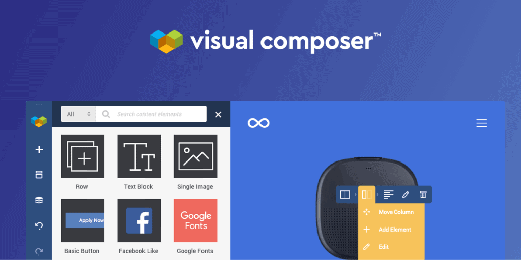 Visual Composer Website Page Builder