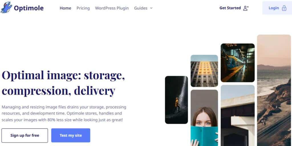 Optimole Image optimization WordPress Plugin