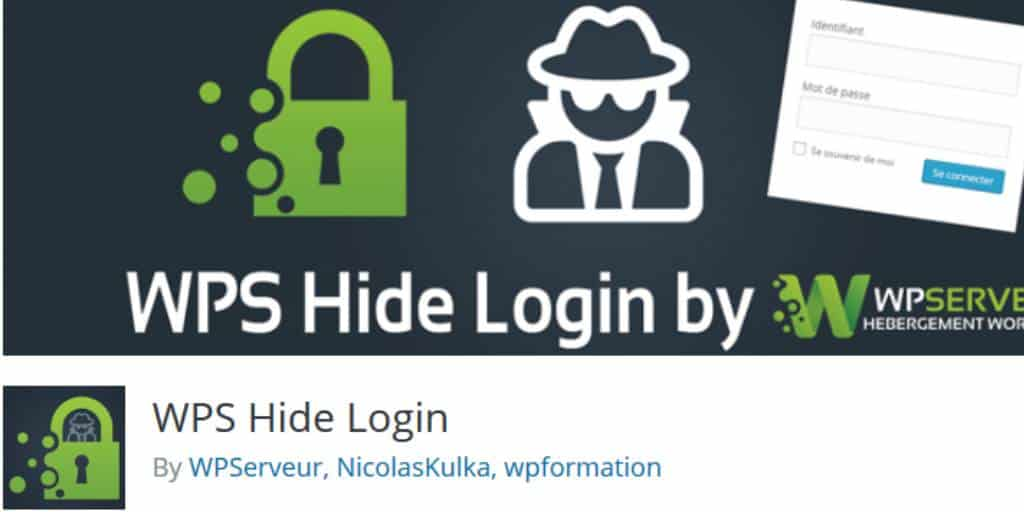 WPS Hide Login WordPress Plugin