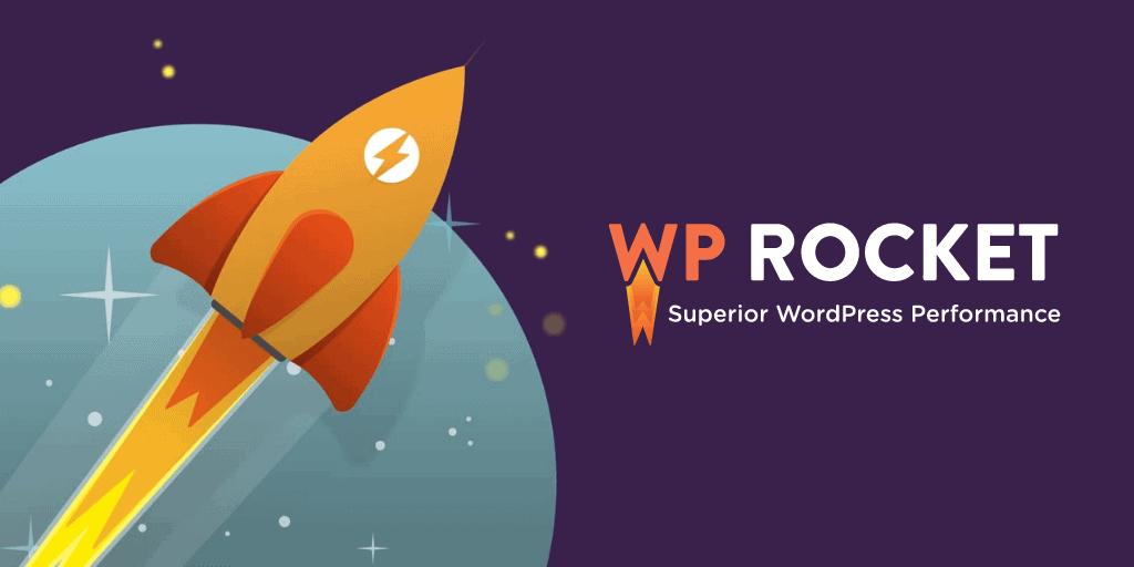 WP Rocket: Caching Plugin for WordPress