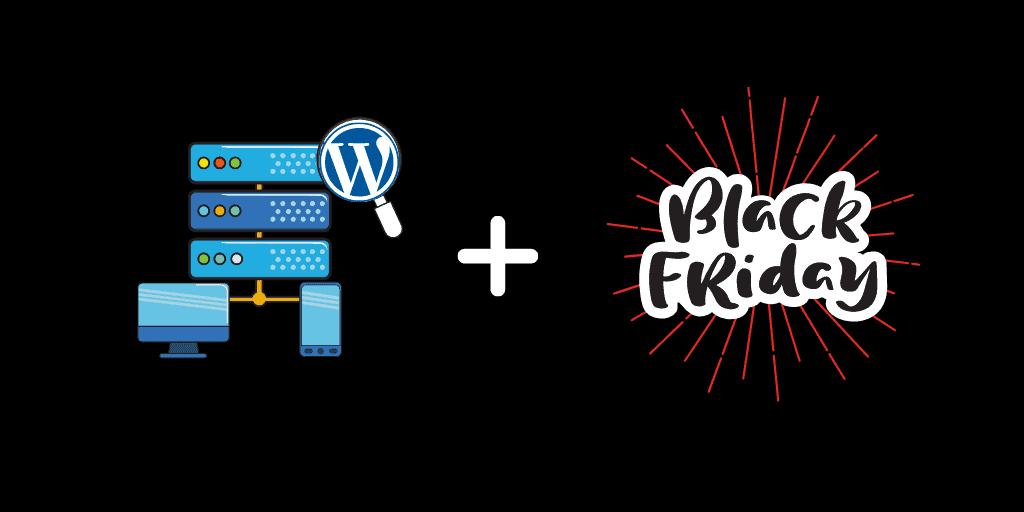 WordPress Hosting Black Friday